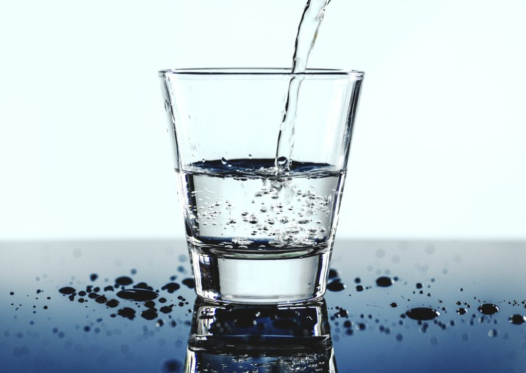 Wasser trinken gesund abnehmen