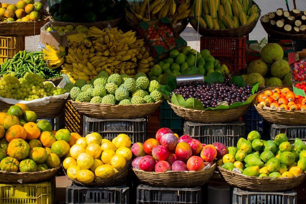 Gesünder abnehmen mit Obst und Gemüse